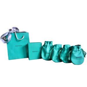 Tiffany & Co. Gift Box/Bag Lot 💎